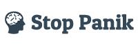 Stop Panik – Der Online Coach für Ängste, Panikattacken und Agoraphobie. Logo